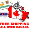 Berkey Water Filter Canada offer FREE shipping on all orders within Canada. Shipments will be via Canada Post Expedited Parcel
