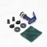 Berkey Water Filter Canada presents REPLACEMENT PARTS KITS FOR BERKEY which comes with either Large Blocking Plugs or Small Blocking Plugs in Kit, based on date of Berkey Light purchase