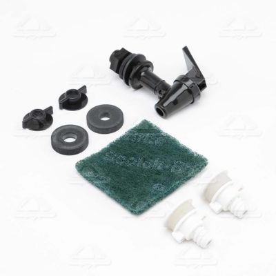 Berkey Water Filter Canada offers REPLACEMENT PARTS KITS FOR BERKEY which comes with either Large Blocking Plugs or Small Blocking Plugs in Kit, based on date of Berkey Light purchase