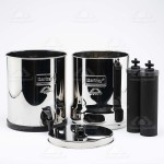 Berkey Water Filter Canada is a stainless steel portable water purification system designed for travel, camping, home, disaster or other emergency use.