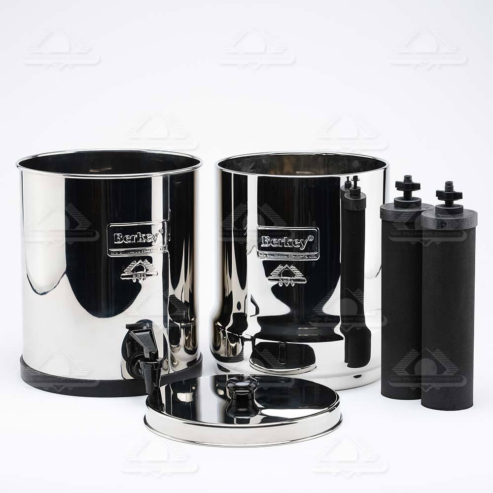 Travel Berkey 174 Berkey Water Filter Canada