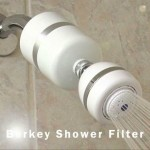 Berkey Water Filter Canada offers BERKEY SHOWER FILTER which is designed for those who want the benefits of showering in filtered water where it reduces chemical absorption and vapour inhalation