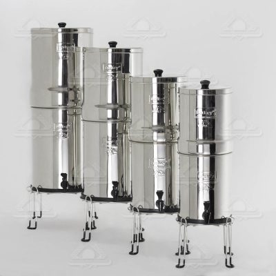 Berkey Water Filter Canada offers Berkey Stainless Steel Wire Stand