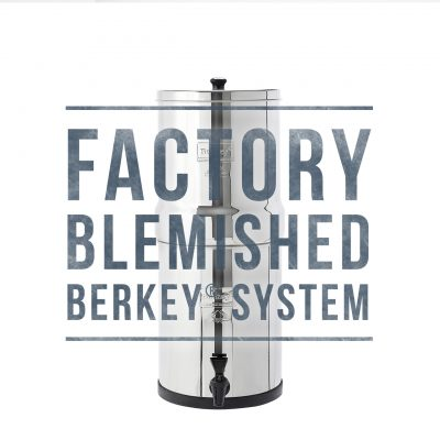 Berkey Canada Scratch and Dent Clearance